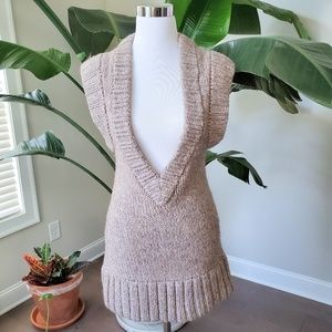 Tracy Reese Chunky Knit Sweater Dress